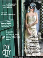 DIY City Magazine: August 2008