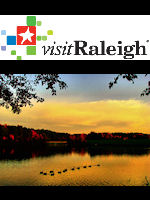 Visit Raleigh Guidebooks