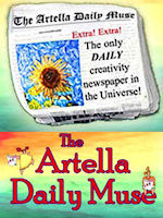 Artella Daily Muse Feature