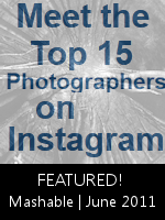 Meet the Top 15 Photographers on Instagram