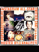 Aha Life All-Star Instagram Chat