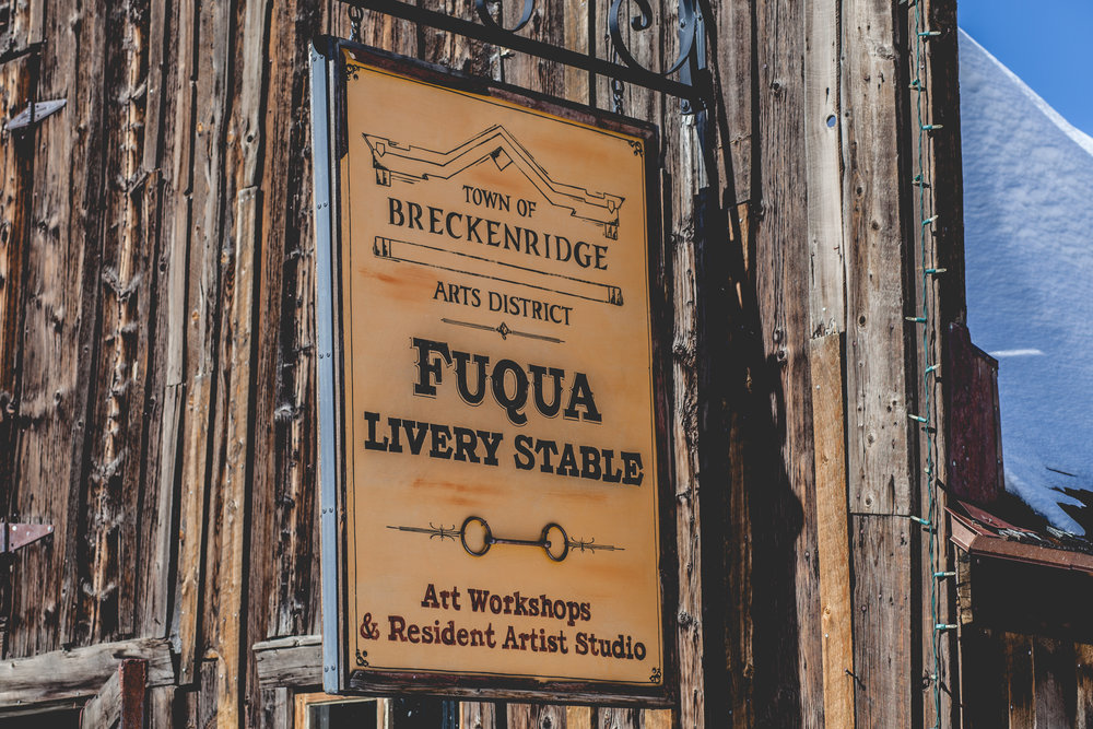 Breckenridge Arts District | Breckenridge, Colorado | 2015 | © Christy Hydeck