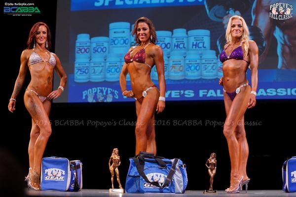 Winner - Masters Bikini and Bikini Open