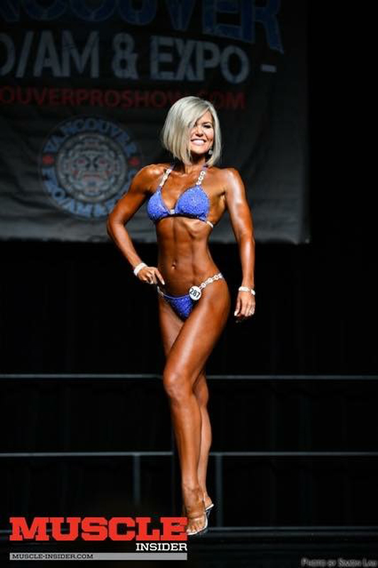 5th Place Grand Master Bikini
