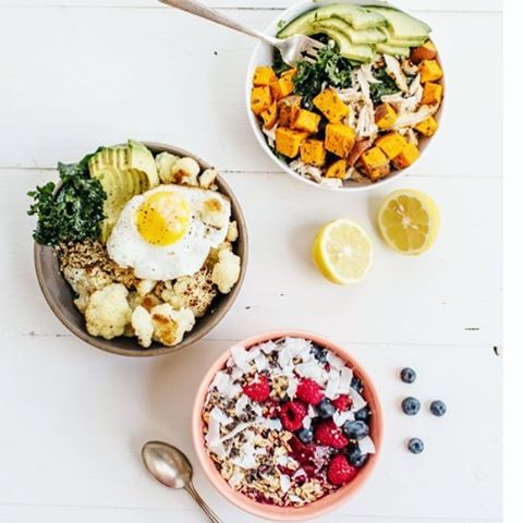 Healthy and delicious powerbowls! #categg #categgmold  www.eggaddiction.com PROMO CODE: INSTA25 #eggaddiction