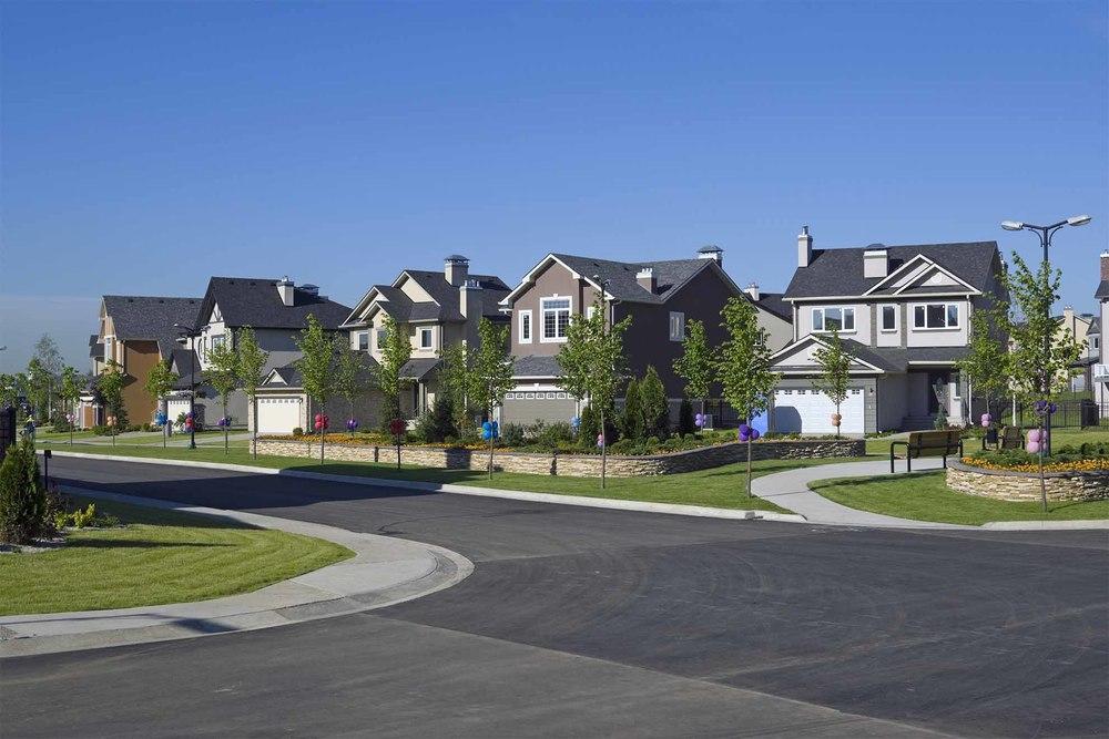 Belmont Park Houses