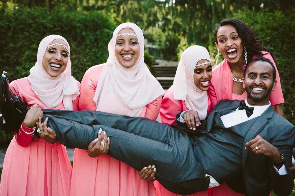 Habesha Wedding Photographer