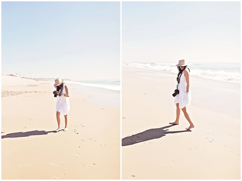 Malibu Beach // Nina Tekwani - Photographer & Blogger // www.ninatekwani.com