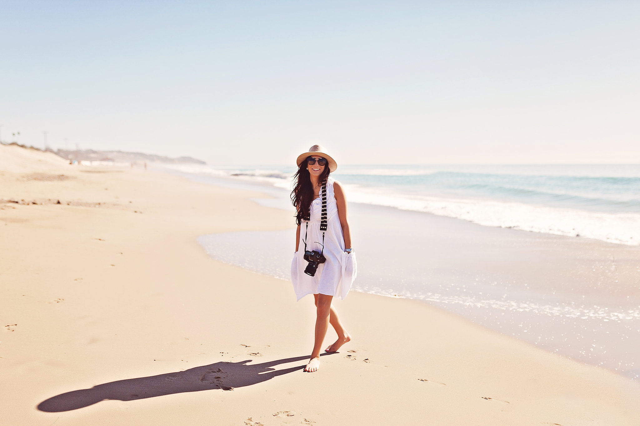 California outfit inspiration for your next East Coast road trip! #California #USA #CA