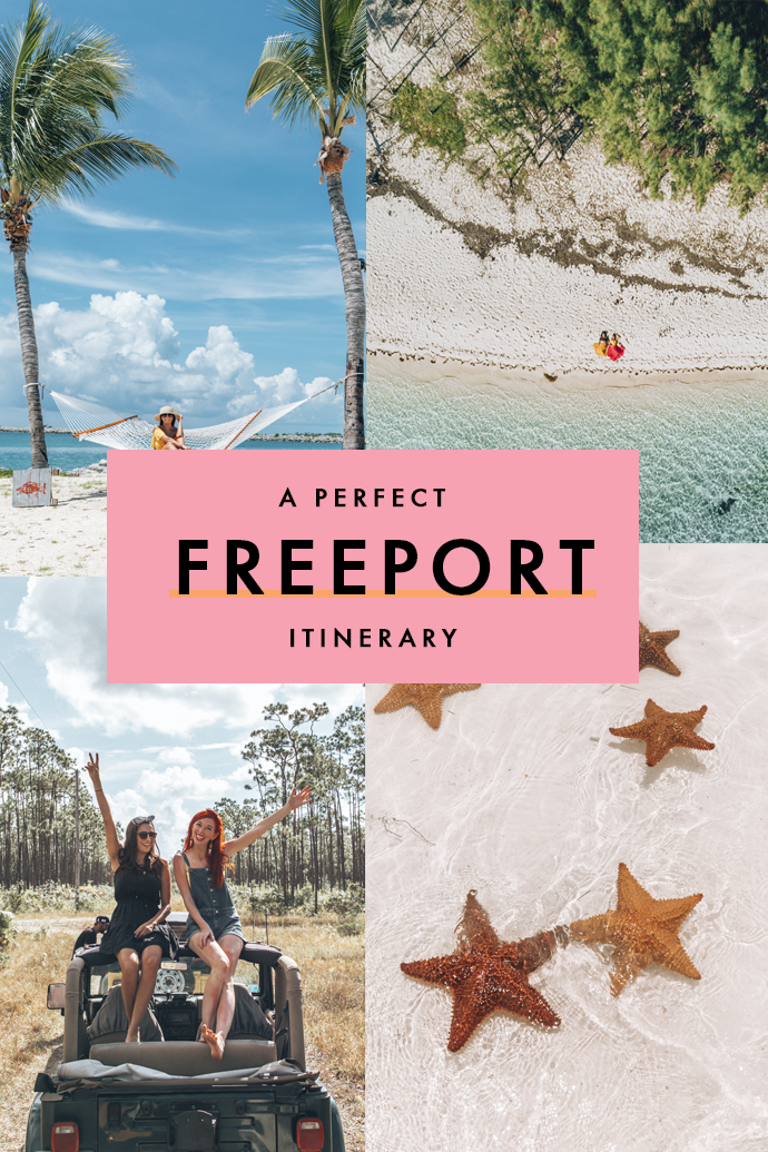 Traveling to the Bahamas soon? Here's why Freeport should be in your Bahamas itinerary and how to make the most out of your time in Freeport! #Freeport #Bahamas #CaribbeanTravel