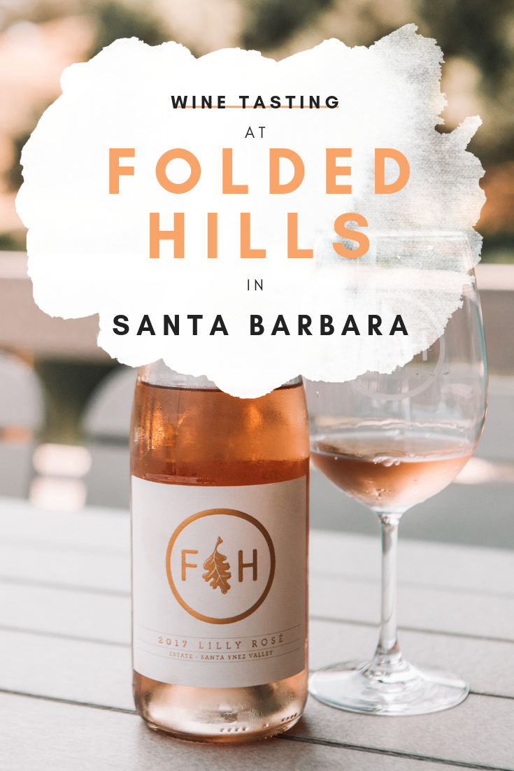 It's no secret that California is a haven for wine enthusiasts. Whether you're into dry white wines or sweet rosés, you'll definitely find something that suits your taste-buds here! While in Santa Barbara, make sure to stop by at this incredible little farm and winery for the ultimate California wine-tasting experience. #California #WineTasting #SantaBarbara