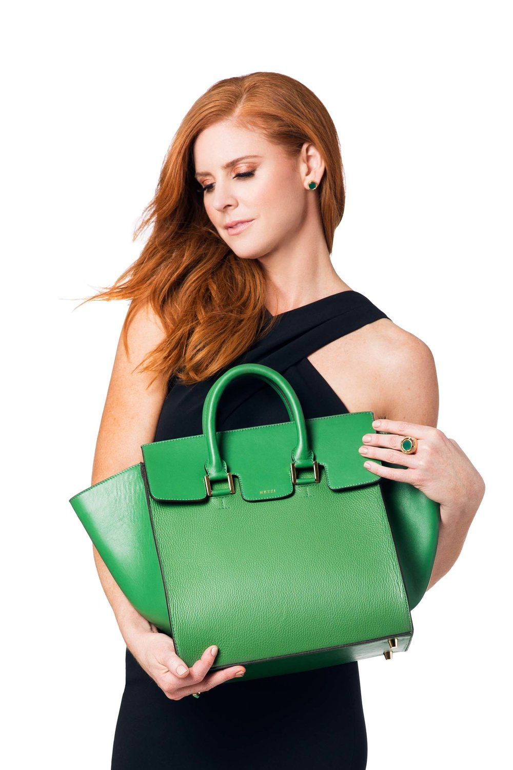 Sarah Rafferty for Mezzi