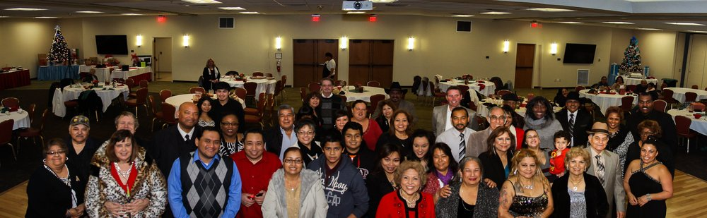 AAFES annual Christmas Party 2013