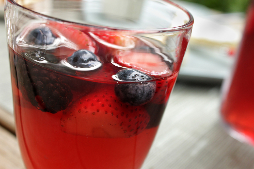 Sauvberry Sangria