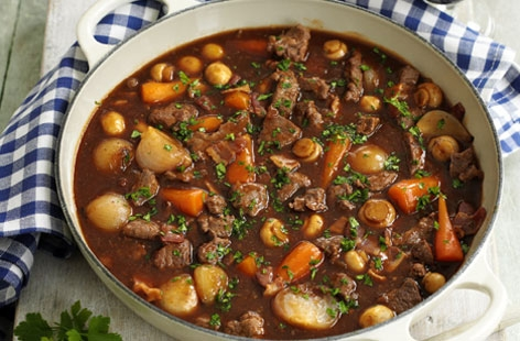Beef Stew - Red Blend