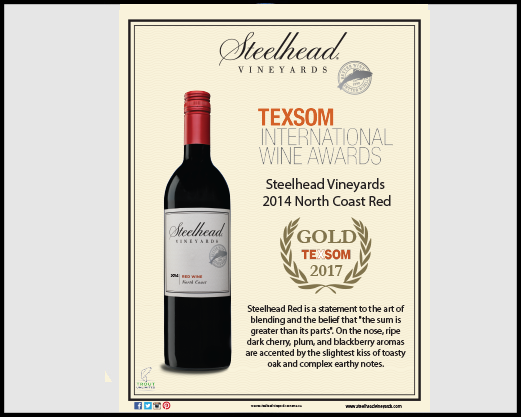TEXSOM International Sell Sheet