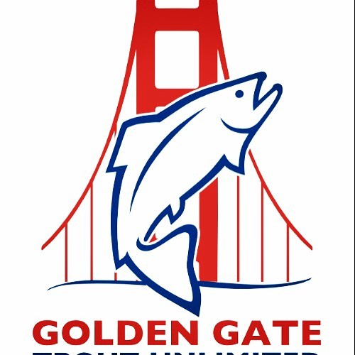 #Northbay #troutunlimited has a new #logo. Now #Goldengate chapter.  Great new #look #TU @troutunlimited