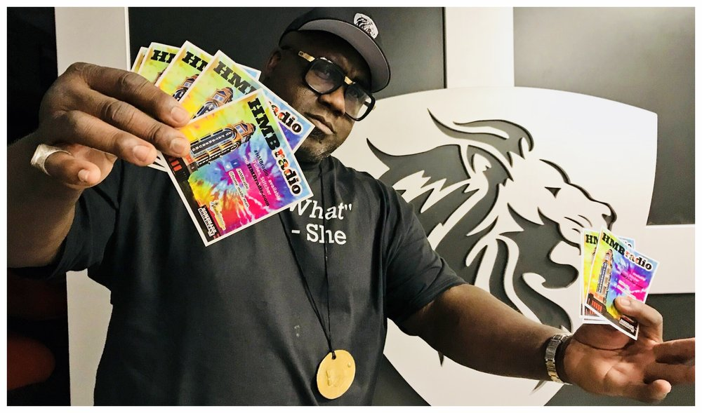 Ian Beckles at Dignitary Headquarters 8/22/2018.