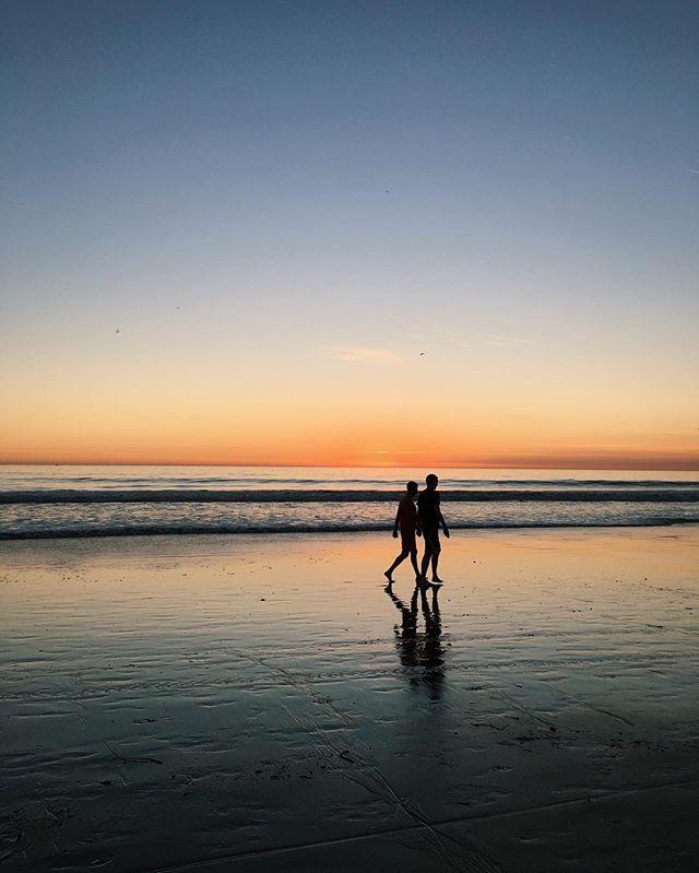 Another day, another horizon 💫  #templechildren #eyesontheprize #californialove