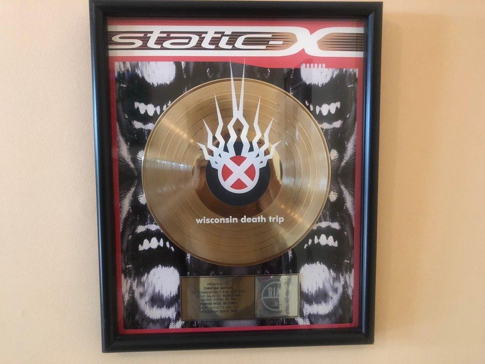 Static-X | Wisconsin Death Trip