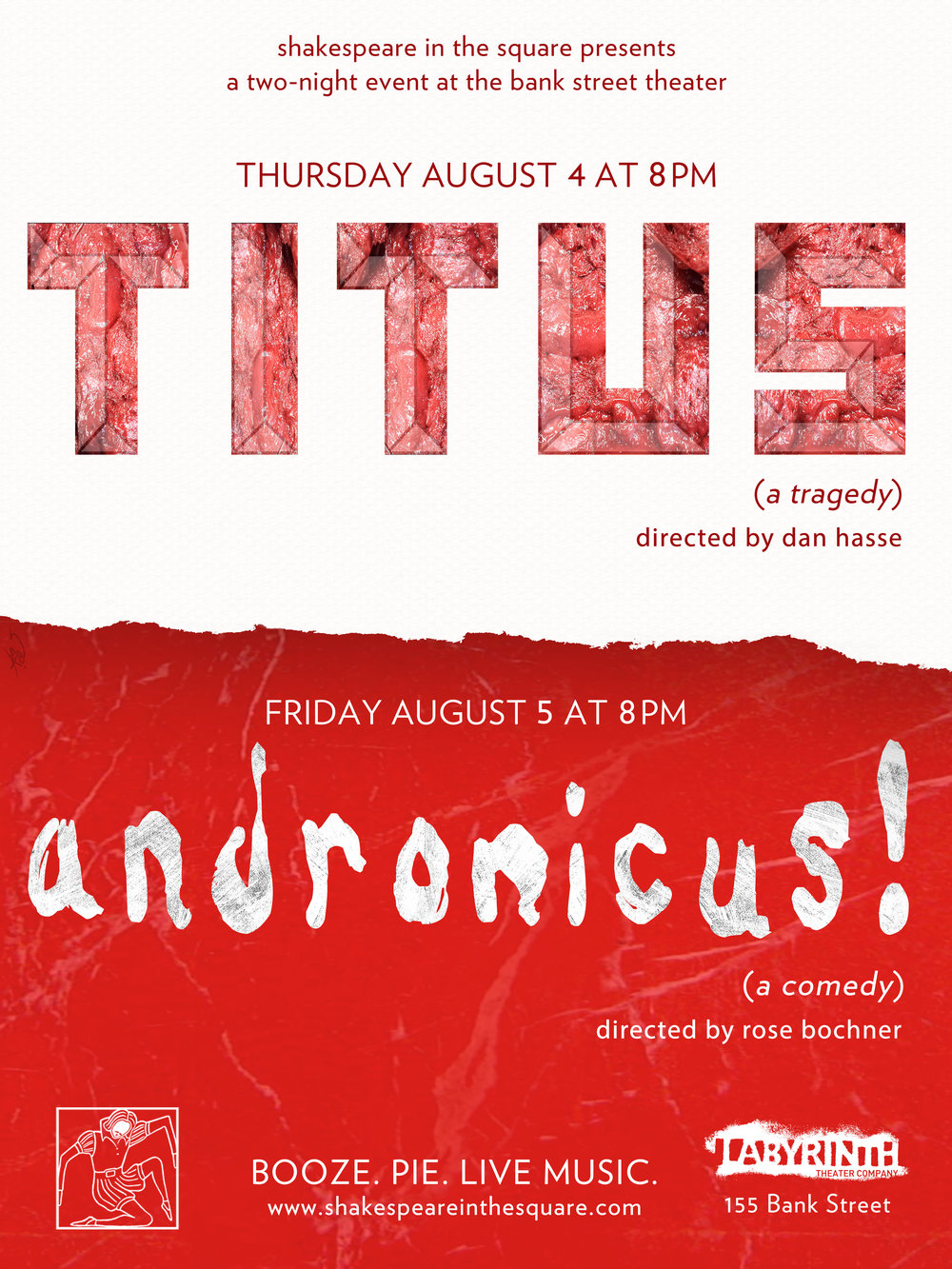 Titus / andronicus!