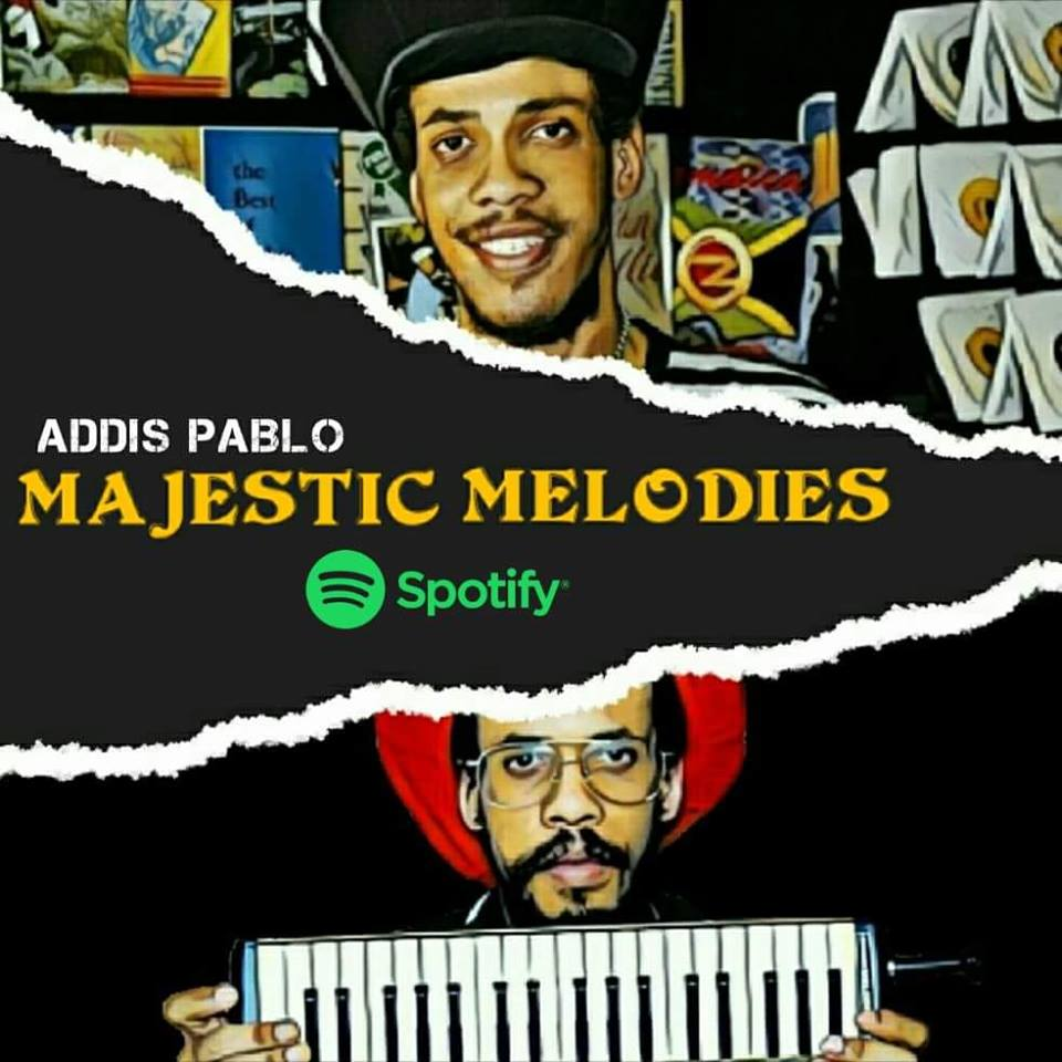 Listen here to majesticmelodies ep