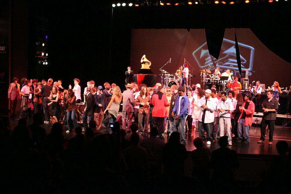 Showcase Concert Finale