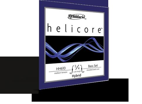 D'Addario Helicore Hybrid - $125.00