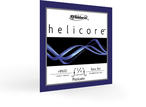 D'addario Helicore Pizzicato - $149.99