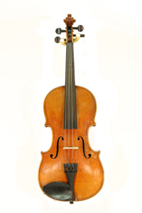 Czech Made Strad Copy - $2500