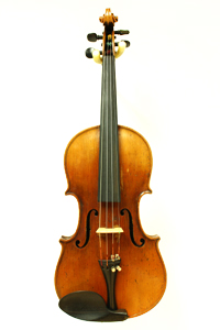 Unlabeled German Workshop Violin - $1900