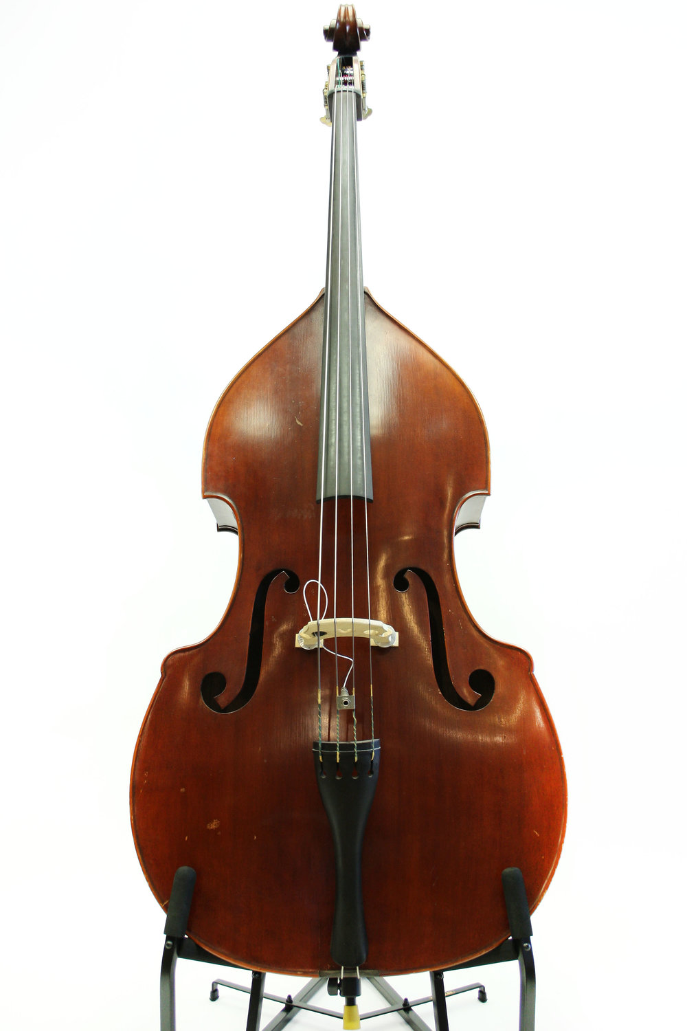 Unlabeled Busetto Carved Bass - $2599