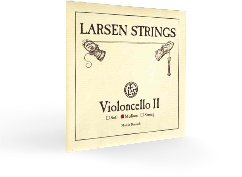 Larsen Cello A + D - $98.98