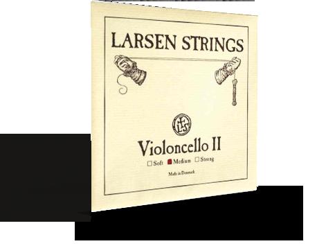 Larsen Cello A + D - $98.98