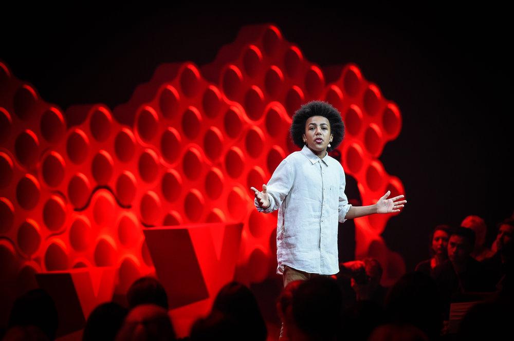 Image credit: Tedx Sydney via  Flickr