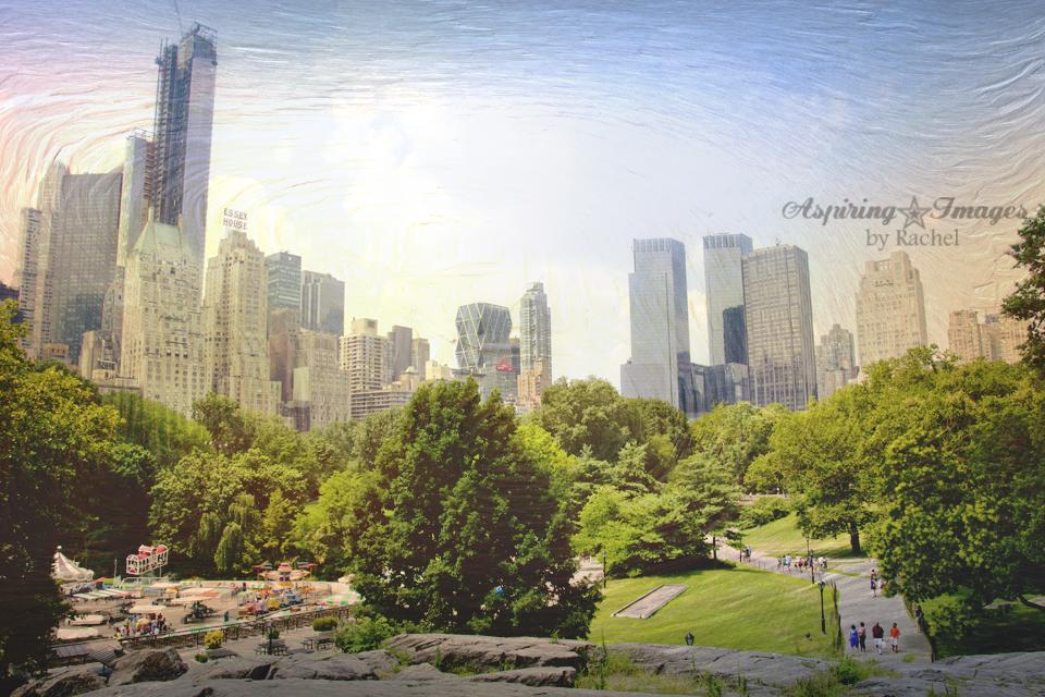 NYC-CentralPark-Overlook-Skyline