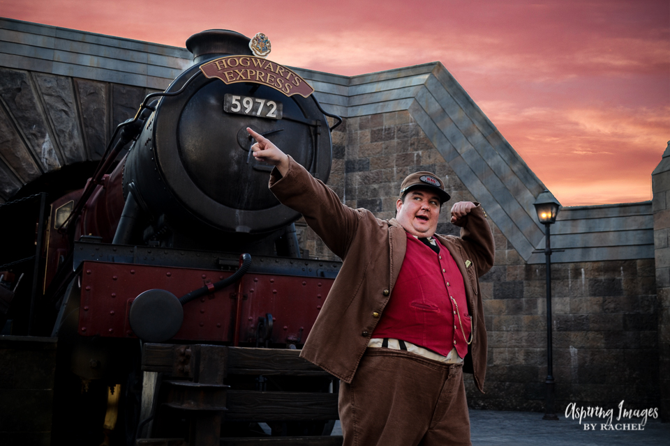 Hogwarts Express - Harry Potter World, Universal Studios