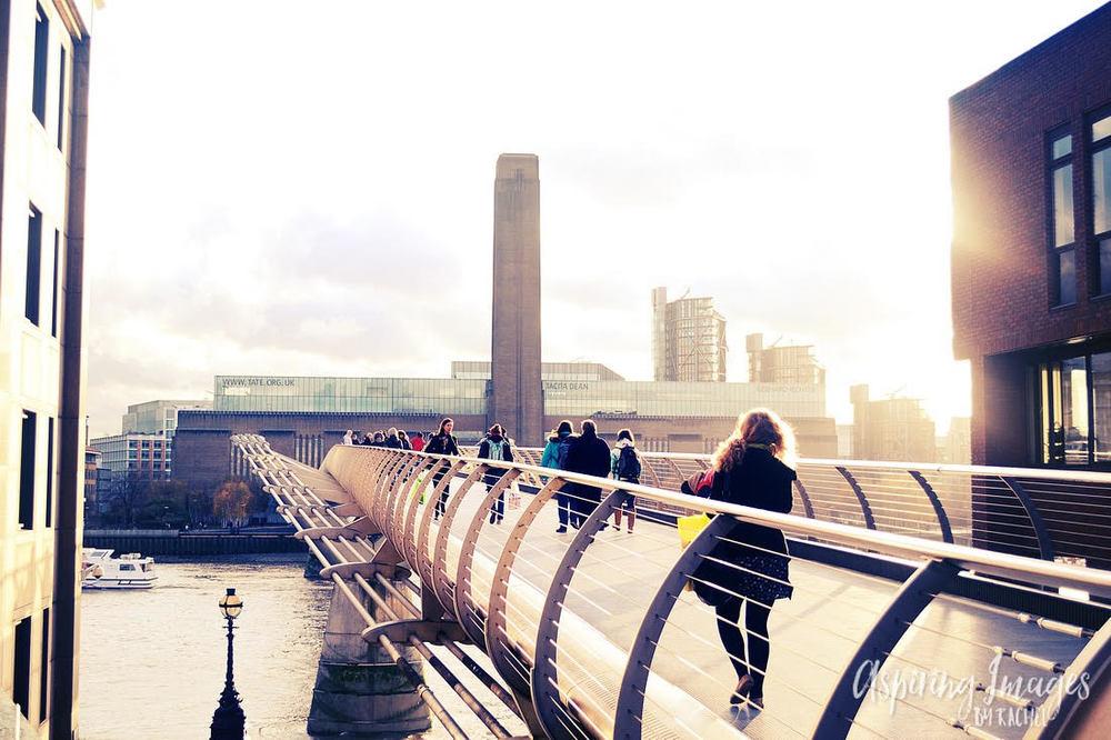 Millenium Bridge - London, England