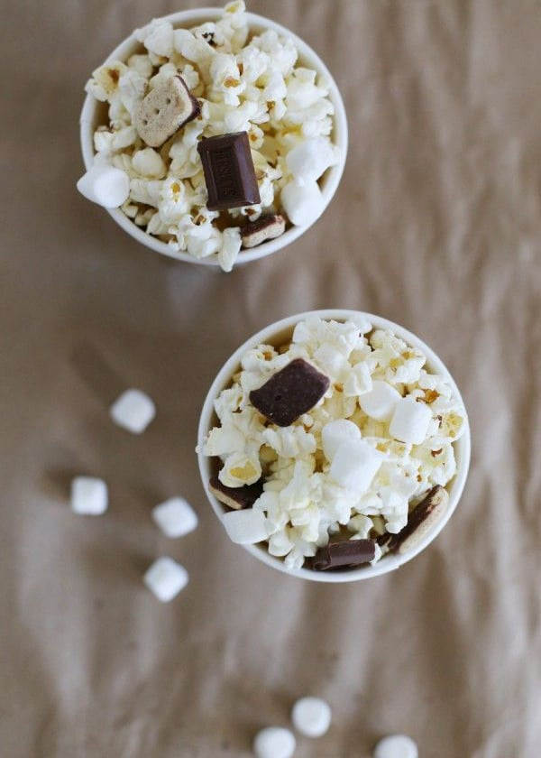 Campfire popcorn | The Sweetest Occasion