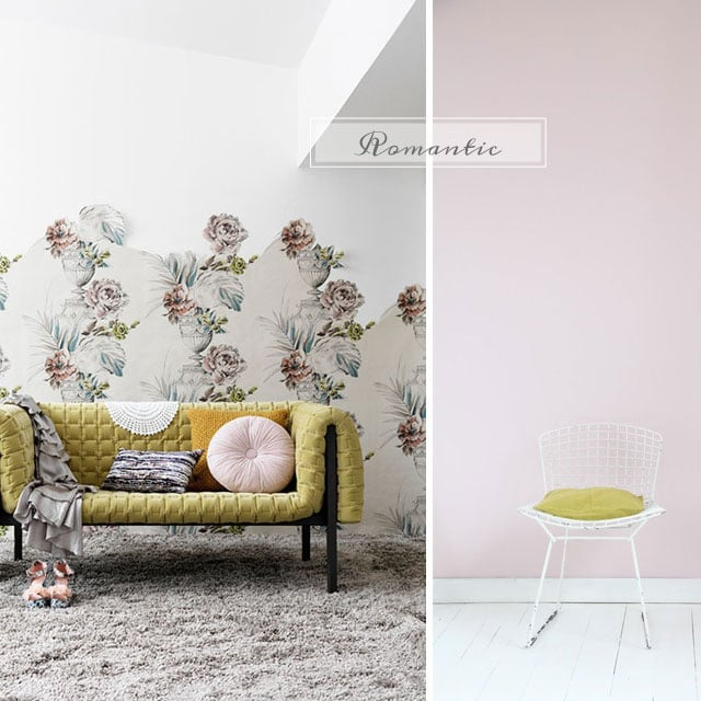 chartreuse and pink home interiors #inspiration