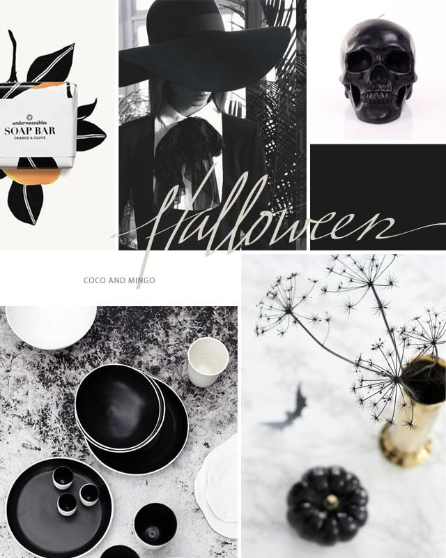 Halloween moodboard_coco and mingo