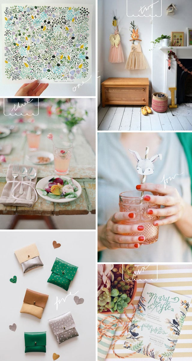 watercolors pinterest picks