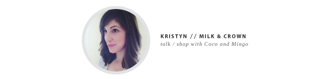 Kristyn_Milk and Crown_talk shop