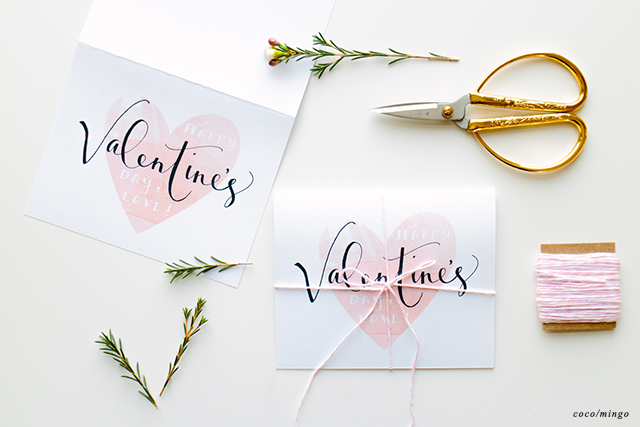 Free printable_Valentine's Day card