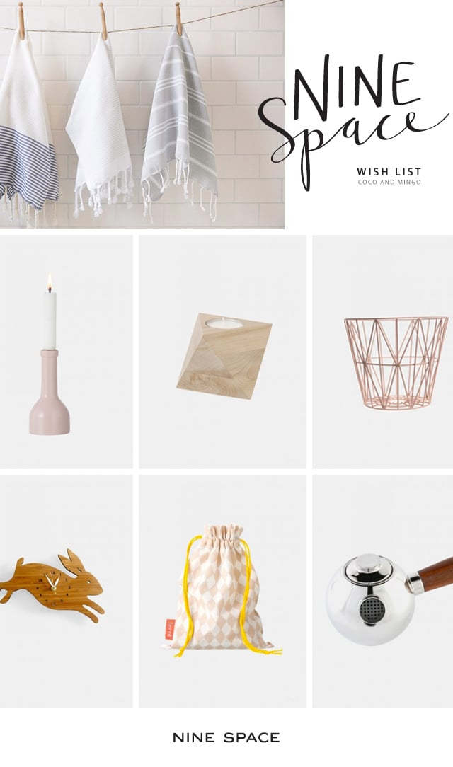 Nine Space, online shopping, scandinavian design