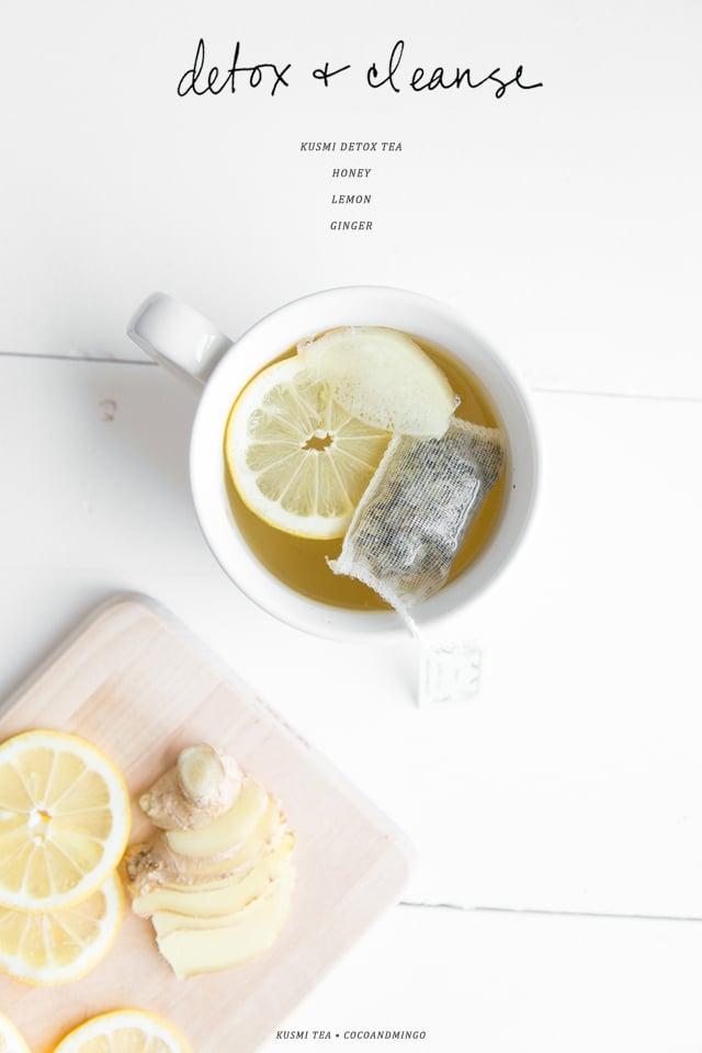 Detox Kusmi Tea