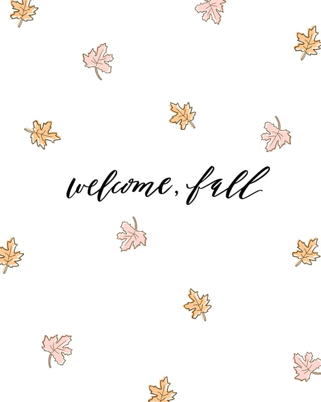 Fall, giveaway