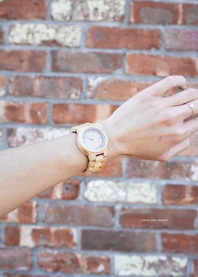 Jord watches, sustainable, wood watches, accessories, summer wear, Jordwatch, lifestyle