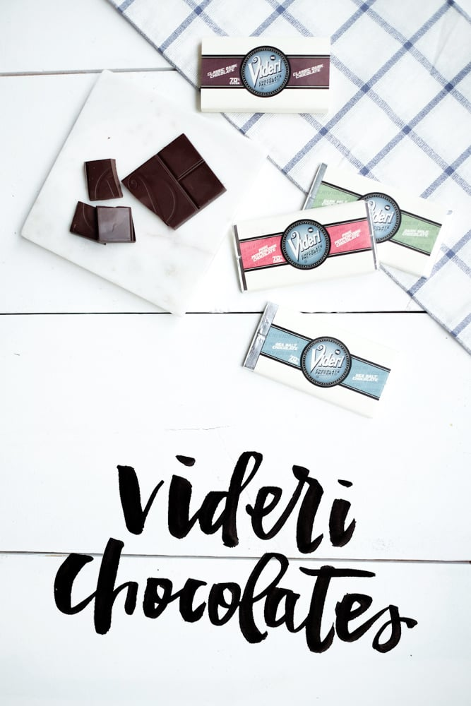 Videri chocolate, hand-crafted, Fair trade, North Carolina, Mama's Sauce Print Shop, ganache, cocoa