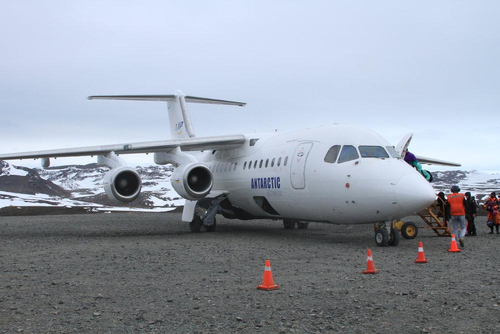 antarctic airways